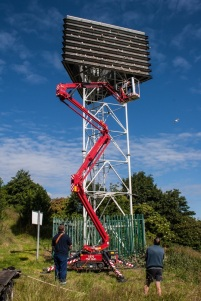 Kittiwake tower by ian Fisher