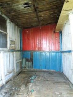 Store hut